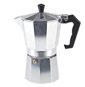 Espressokocher Aluminium