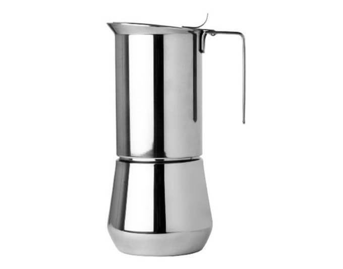 Espressokocher Edelstahl Ilsa Express 6